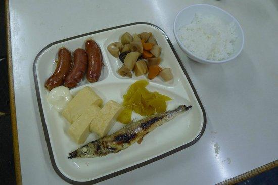 Daiya Ryokan: The 1000Yen breakfast