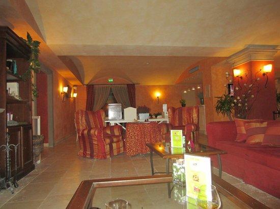 Hotel Borgo Di Cortefreda Relais : Entry