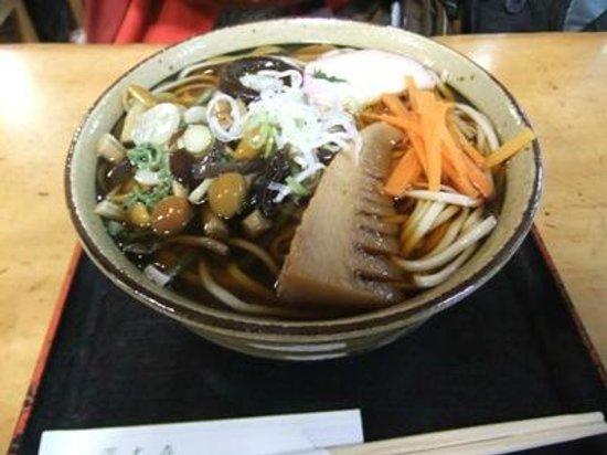 Tamon: 山菜そば