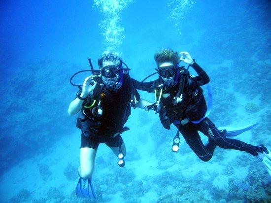 Dahab Paradise: diving with Big Blue Dahab