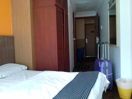 Claremont Hotel Singapore: room no 310