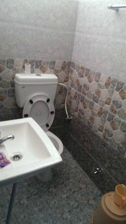 Mewargarh Palace: Clean Washroom