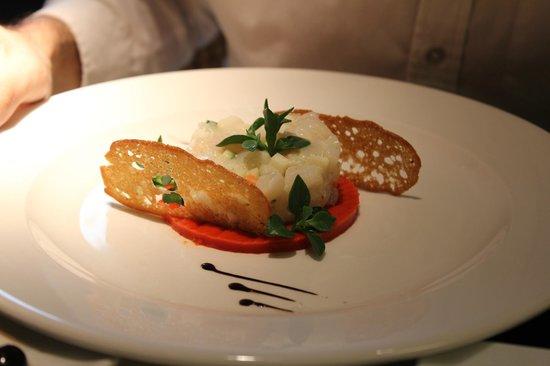 Le Restaurant LMB Biarritz : tartar