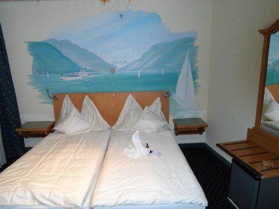 Leoneck Swiss Hotel: комната