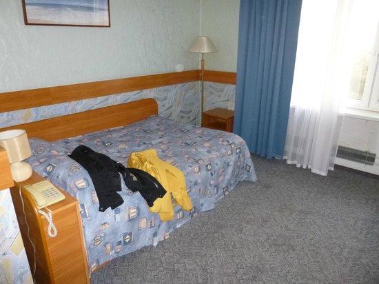 """Alfa Hotel : Номер """"Двухместный номер бизнес-класса с 1 кроватью """""""