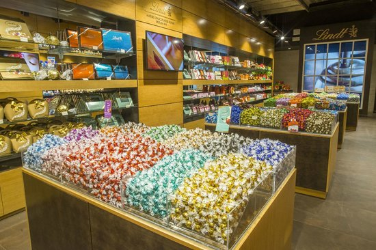 Lindt Store Roma