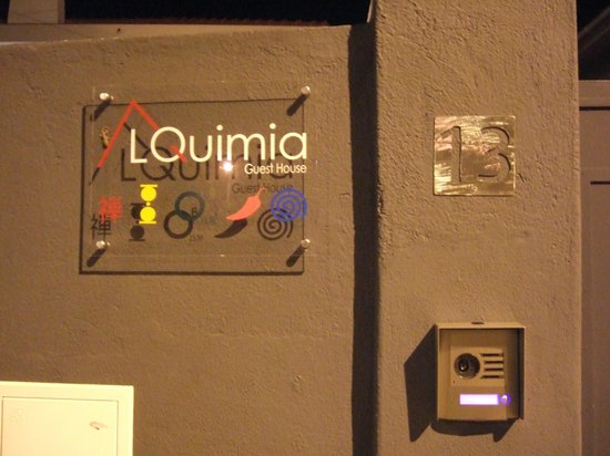 Alquimia Guest House: Front of house