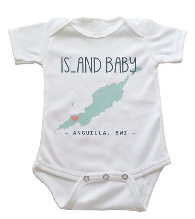 Petals Boutique: Onesies for babies 3-6 months & 6-12 months {Designed exclusively for Petals}