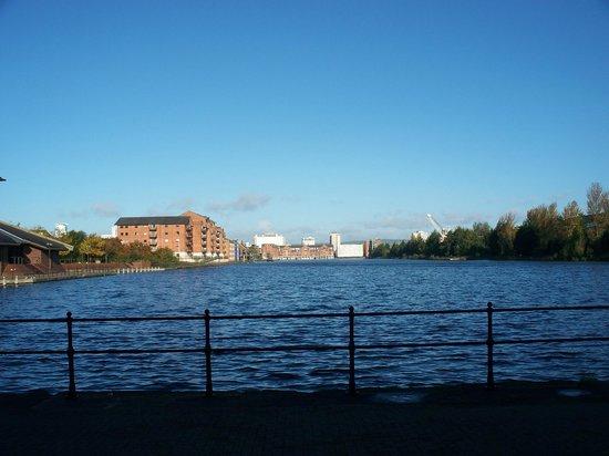 Future Inn Cardiff Bay: Atlantic wharf