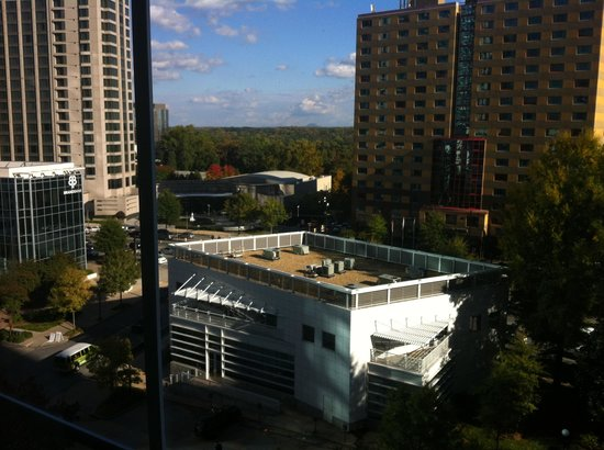 Grand Hyatt Atlanta in Buckhead : View Room 806
