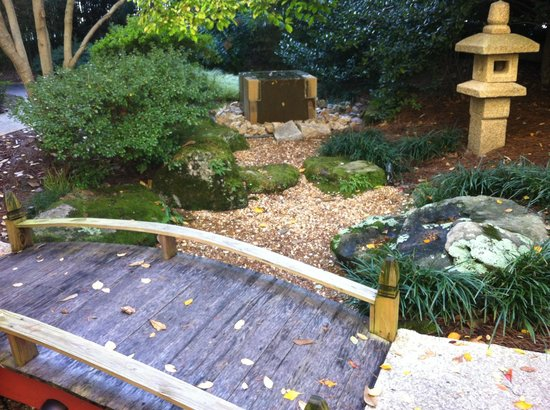 Grand Hyatt Atlanta in Buckhead : Zen Garden