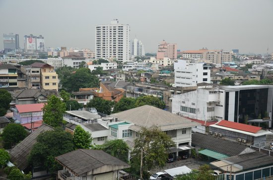 Pinnacle Lumpinee Park Hotel : Город Бангкок