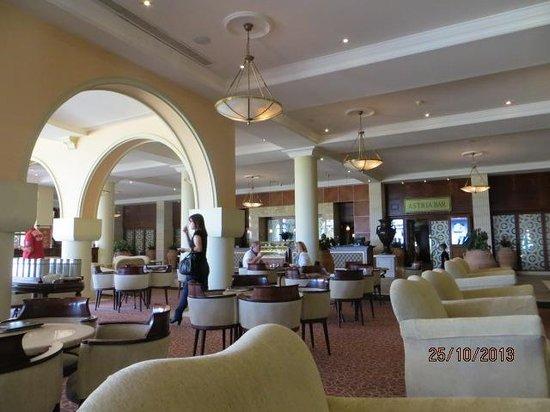 Elysium Hotel : Hotel Reception Area