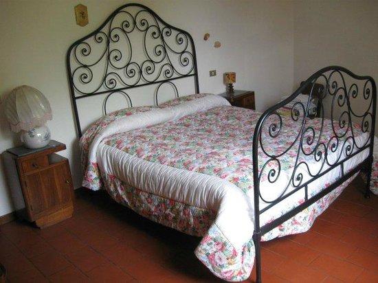 B&B Spazzavento : Camera da letto