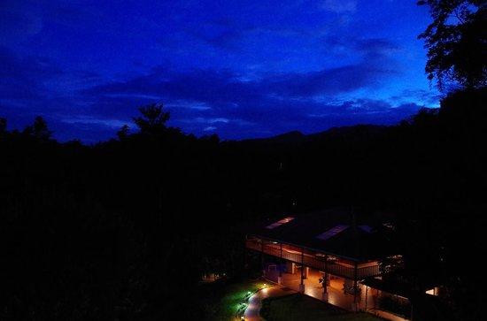 Finca Luna Nueva Lodge : View