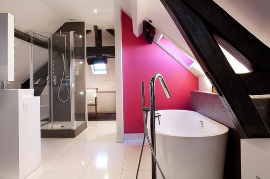 Best Western Blois Chateau: Salle de bain