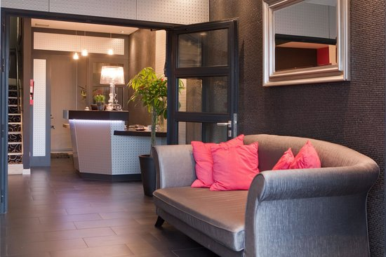 Best Western Blois Chateau: Reception