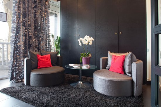 Best Western Blois Chateau : Hall