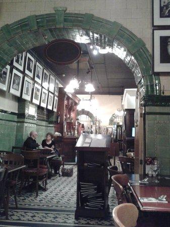 Mr Thomas's Chop House: interior