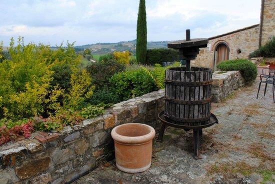 Torre di Ponzano - Chianti area - Tuscany -: Vista esterna
