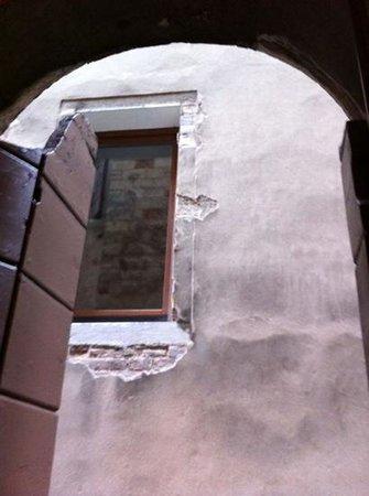 Ca' Pedrocchi : Vistas desde la habitación