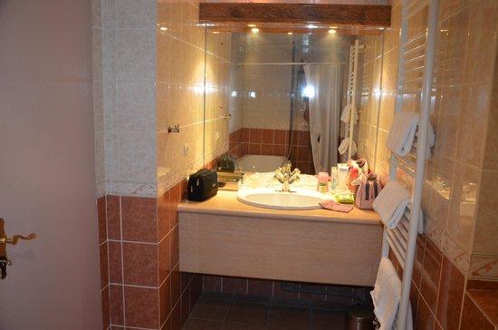 l'Alexain Hotel Restaurant : 07 L'ALEXAIN ch 12 SdB