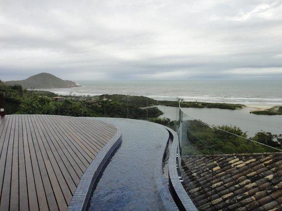 Quinta do Bucanero Hotel de Charme: Vista da pousada