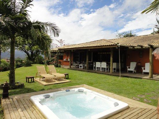 Quinta do Bucanero Hotel de Charme: spa