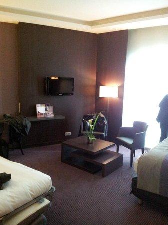Mercure Troyes Centre: Chambre Junior Suite