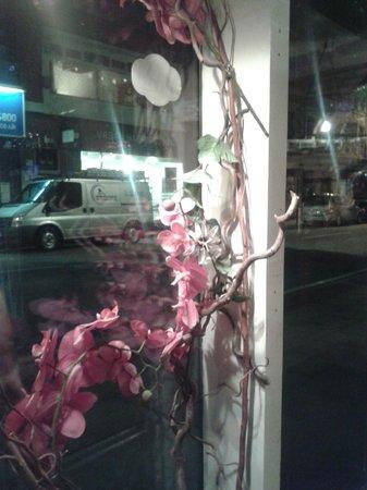 Jack Spratt : Flower decorations