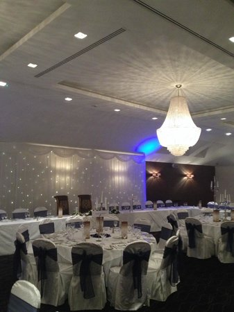Tulfarris Hotel and Golf Resort: Russbourough suite