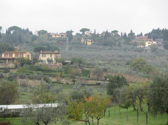 Podere La Valle View