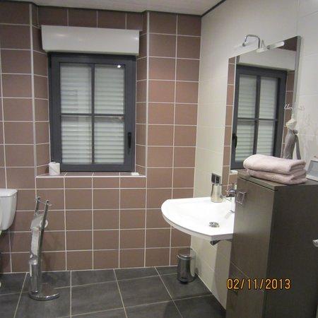 Domaine de la Garaye: la salle de douche Marie