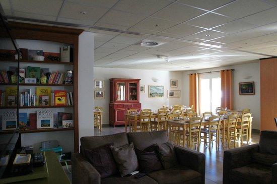 Hotel Terriciae: Salon