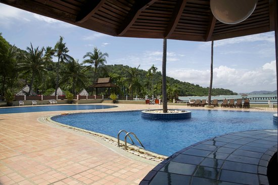 Rayong Resort Beach & Spa Retreat: Piscina Rayong resort