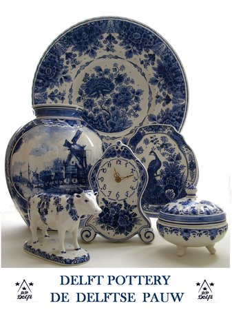 PAAUW the delft blue factory