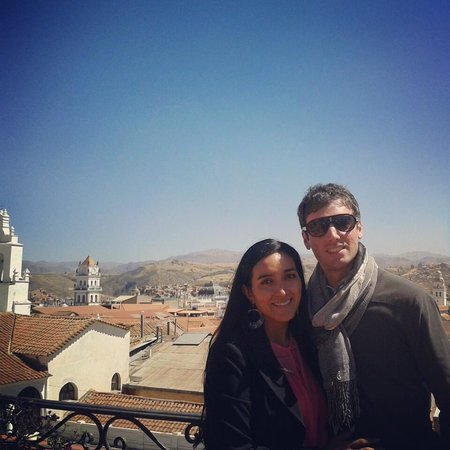 Hotel Monasterio : splendida terrazza
