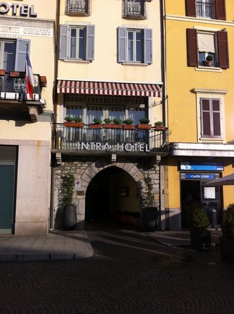 Intra Hotel : l'hotel