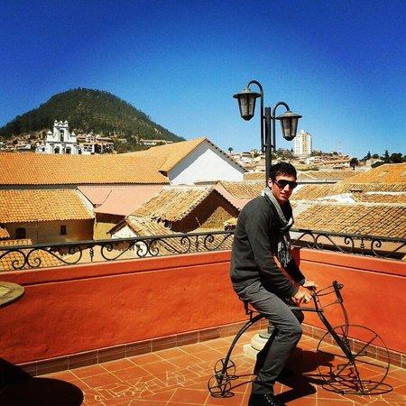 Hotel Monasterio : incantevole vista