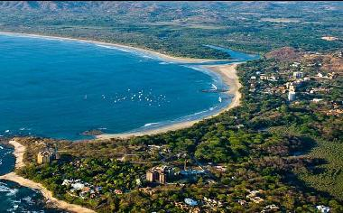 Aerial View of Tamarindo