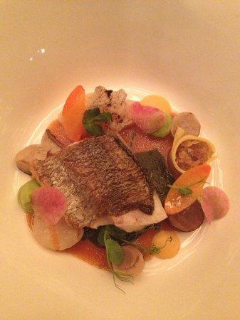 HanTing Cuisine: Seabass