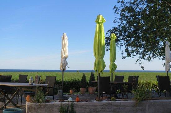 Tohojgaard Bed & Breakfast: Lovely relaxing areas