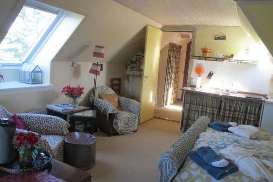 Tohøjgaard Bed & Breakfast: Charming room