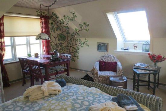 Tohojgaard Bed & Breakfast: Charming room
