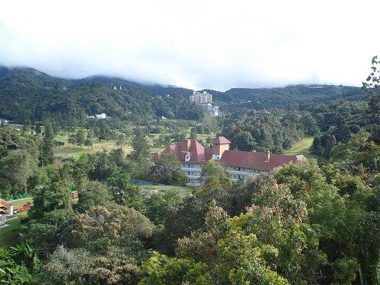 Hotel De' La Ferns: View from Hotel 2
