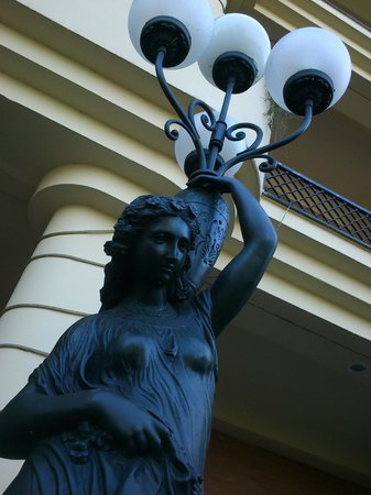 Hotel Atlantic Palace : The hotel had lovely design features
