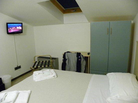 Hotel San Benedetto: camera