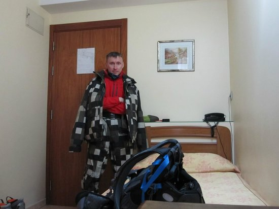 Hotel Festa Brava: Номер