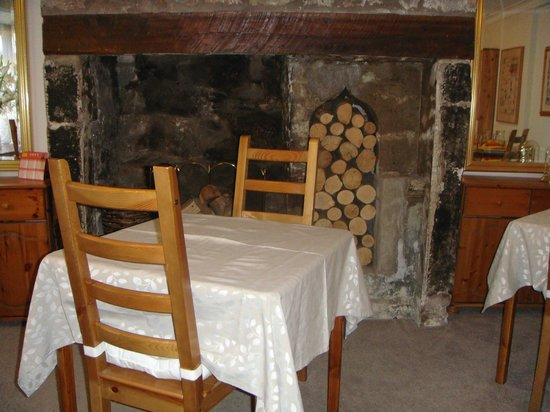 Tilldale House: Breakfast/dining room
