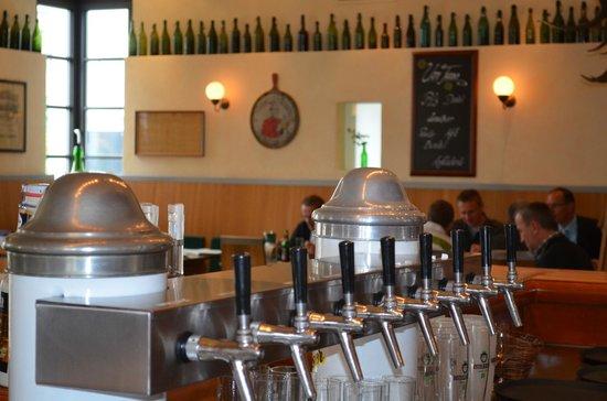 Distelhauser Brauhaus in der Distelhauser Brauerei